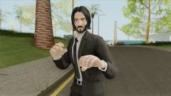 John Wick From Fortnite HQ для GTA San Andreas