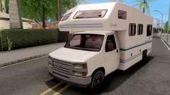 GTA V Bravado Camper для GTA San Andreas