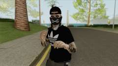 Skin Random From GTA ONLINE для GTA San Andreas