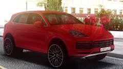 Porsche Cayenne 2018 для GTA San Andreas