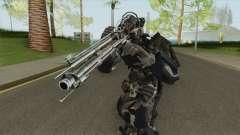 Lockdown Ganface для GTA San Andreas