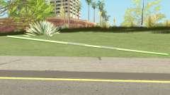 Jade Weapon V1 для GTA San Andreas