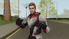 Captain America (Avengers Team Suit) для GTA San Andreas