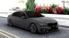 BMW 750 760Li M Xdrive 2017 для GTA San Andreas