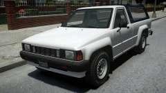 Karin Rebel Pickup 2WD для GTA 4