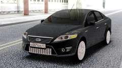Ford Mondeo Sedan Black для GTA San Andreas