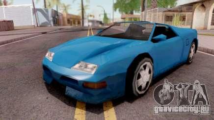 Deimos SP from GTA LCS для GTA San Andreas