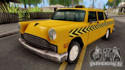 Cabbie from GTA VCS для GTA San Andreas
