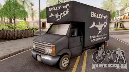 Triad Fish Van from GTA 3 для GTA San Andreas