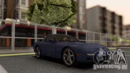 Mazda RX-7 Super Sport для GTA San Andreas