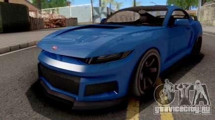 GTA V Vapid Dominator GT350R для GTA San Andreas