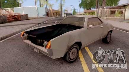 Hellenbach GT from GTA LCS для GTA San Andreas