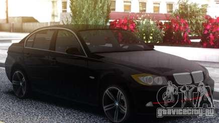 BMW 330i Sedan для GTA San Andreas