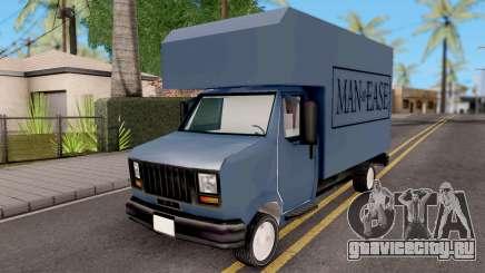 Mule from GTA VCS для GTA San Andreas
