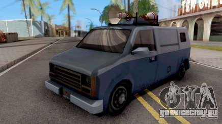 Campaign Rumpo from GTA LCS для GTA San Andreas