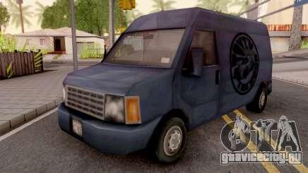 Toyz Van from GTA 3 для GTA San Andreas