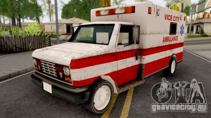 Ambulance from GTA VCS для GTA San Andreas