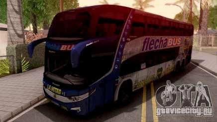 MarcoPolo Flecha Bus Boca Juniors для GTA San Andreas