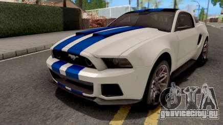 Ford Mustang NFS Movie для GTA San Andreas
