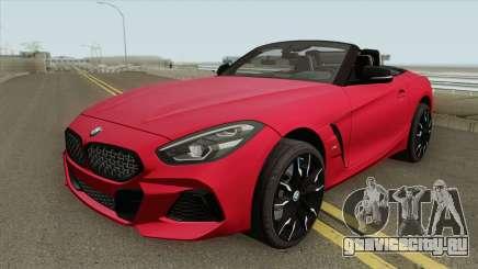 BMW Z4 M40i G29 19 для GTA San Andreas