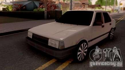 Tofas Sahin White для GTA San Andreas