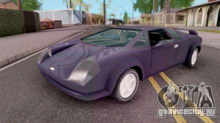 Infernus from GTA VCS для GTA San Andreas