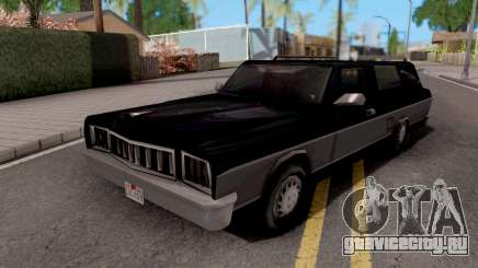 Hearse from GTA LCS для GTA San Andreas