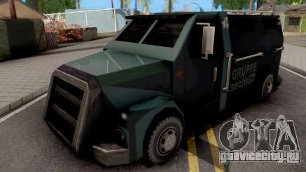 Securicar from GTA LCS для GTA San Andreas