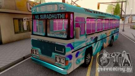 Nil Suradhuthi Bus для GTA San Andreas