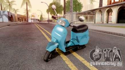 Faggio from GTA VCS для GTA San Andreas