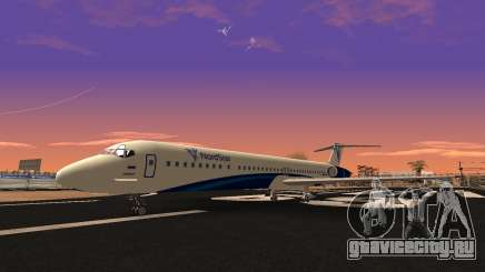 NordStar Airlines для GTA San Andreas