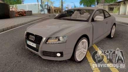 Audi S5 Romanian Plate для GTA San Andreas