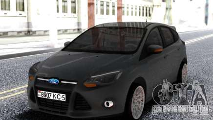 Ford Focus Hatchback 2014 для GTA San Andreas