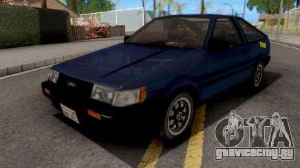 Toyota Levin 1985 для GTA San Andreas