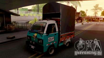 Suzuki Carry Con Estacas для GTA San Andreas