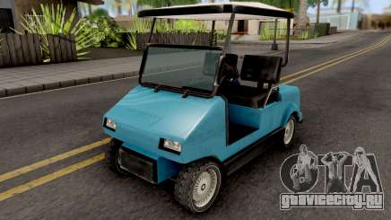 Caddy from GTA VCS для GTA San Andreas