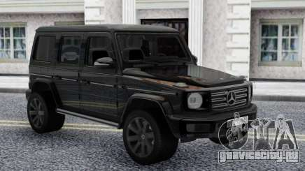 Mercedes-Benz G500 Offroad Black для GTA San Andreas