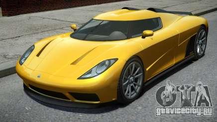 Overflod Entity XXC v2 для GTA 4