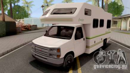GTA V Bravado Camper IVF для GTA San Andreas