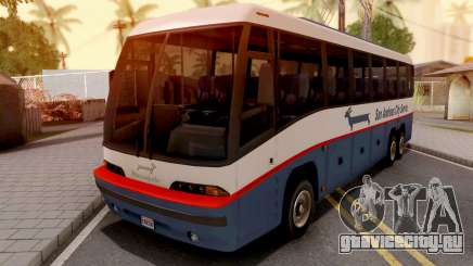GTA V Brute Dashound SA City Service Coach для GTA San Andreas