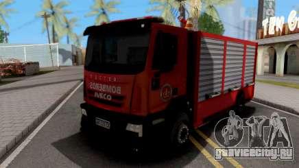 Iveco Tector Bomberos Argentina для GTA San Andreas