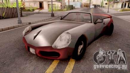Yakuza Stinger from GTA 3 для GTA San Andreas