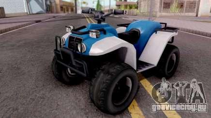 Quad from GTA VCS для GTA San Andreas