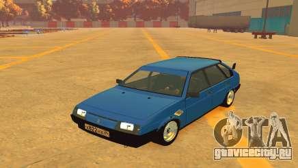 ВАЗ 2109 Короткокрылатая для GTA 4