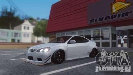 Honda Integra White Sport для GTA San Andreas