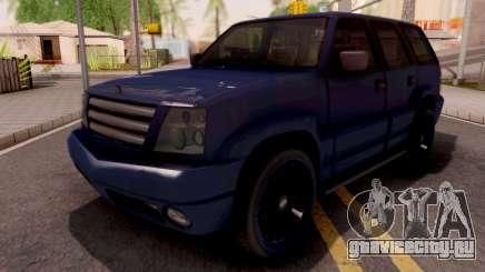 Albany Cavalcade Custom Model для GTA San Andreas