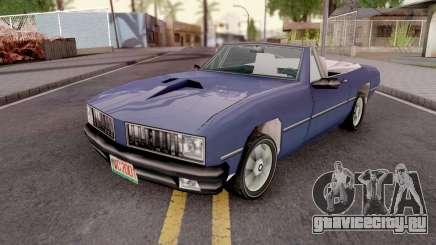 Stallion from GTA VCS для GTA San Andreas