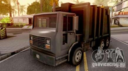 Trashmaster from GTA 3 для GTA San Andreas