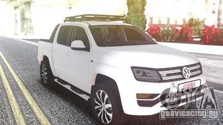 Volkswagen Amarok V6 для GTA San Andreas