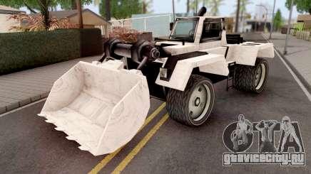 Bulldozer from GTA VCS для GTA San Andreas